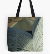 Long Road Tote Bag