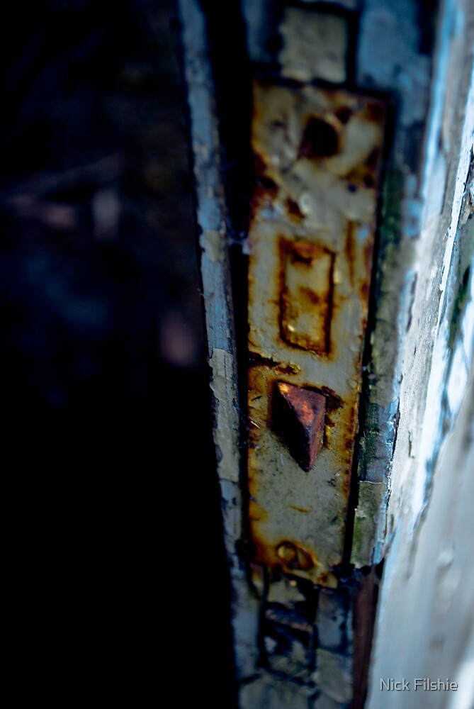 Rusted by Nick Filshie