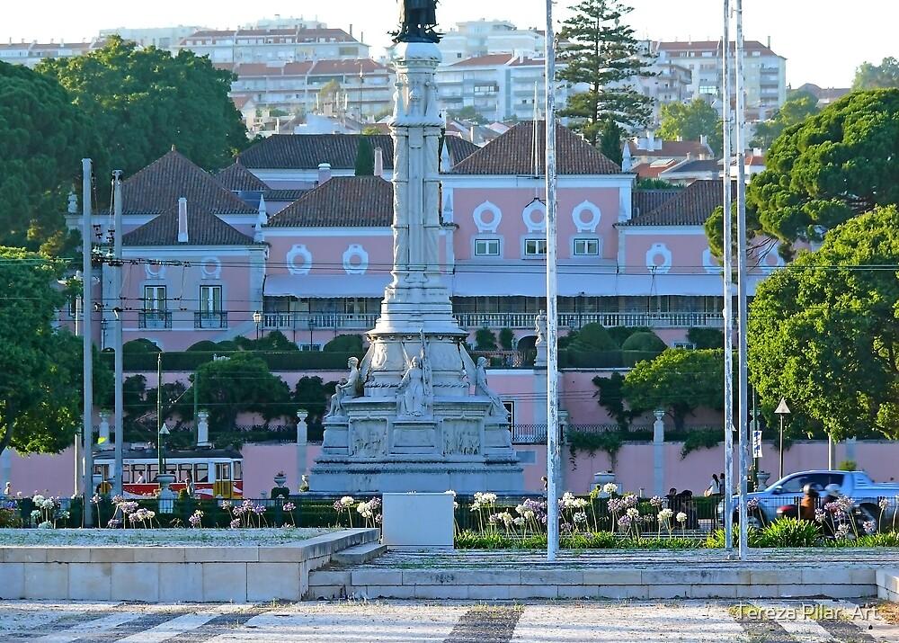 President´s Palace. Palácio de Belém by terezadelpilar ~ art & architecture