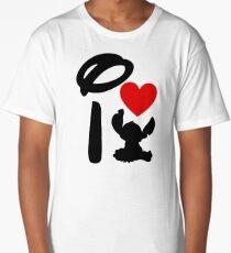 I Heart Stitch Long T-Shirt