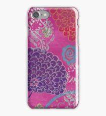 Floral Detail iPhone Case/Skin