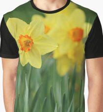 Shropshire Daffodils  Graphic T-Shirt