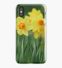 Shropshire Daffodils  iPhone Case