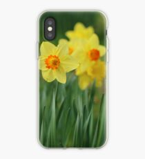 Shropshire Daffodils  iPhone Case