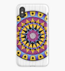 Mandala Fertility iPhone Case/Skin