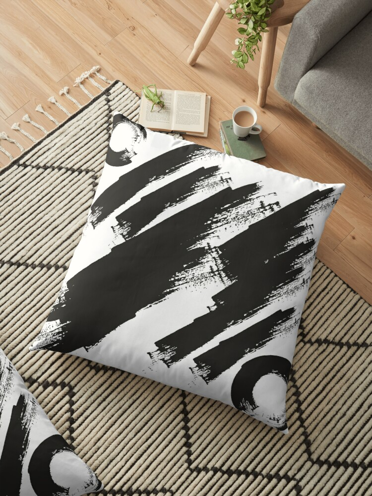 abstract brushstroke  by kim tang