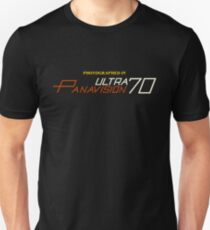 The Hateful Eight | Photographed in Ultra Panavision 70 Unisex T-Shirt