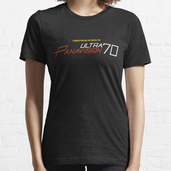 The Hateful Eight | Photographed in Ultra Panavision 70 Essential T-Shirt