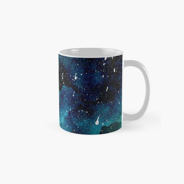 Smaragd-Galaxie Tasse (Standard)