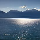 Mirabello Bay Blues by Kasia-D