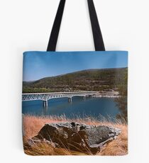 Lake Koocanusa Tote Bag