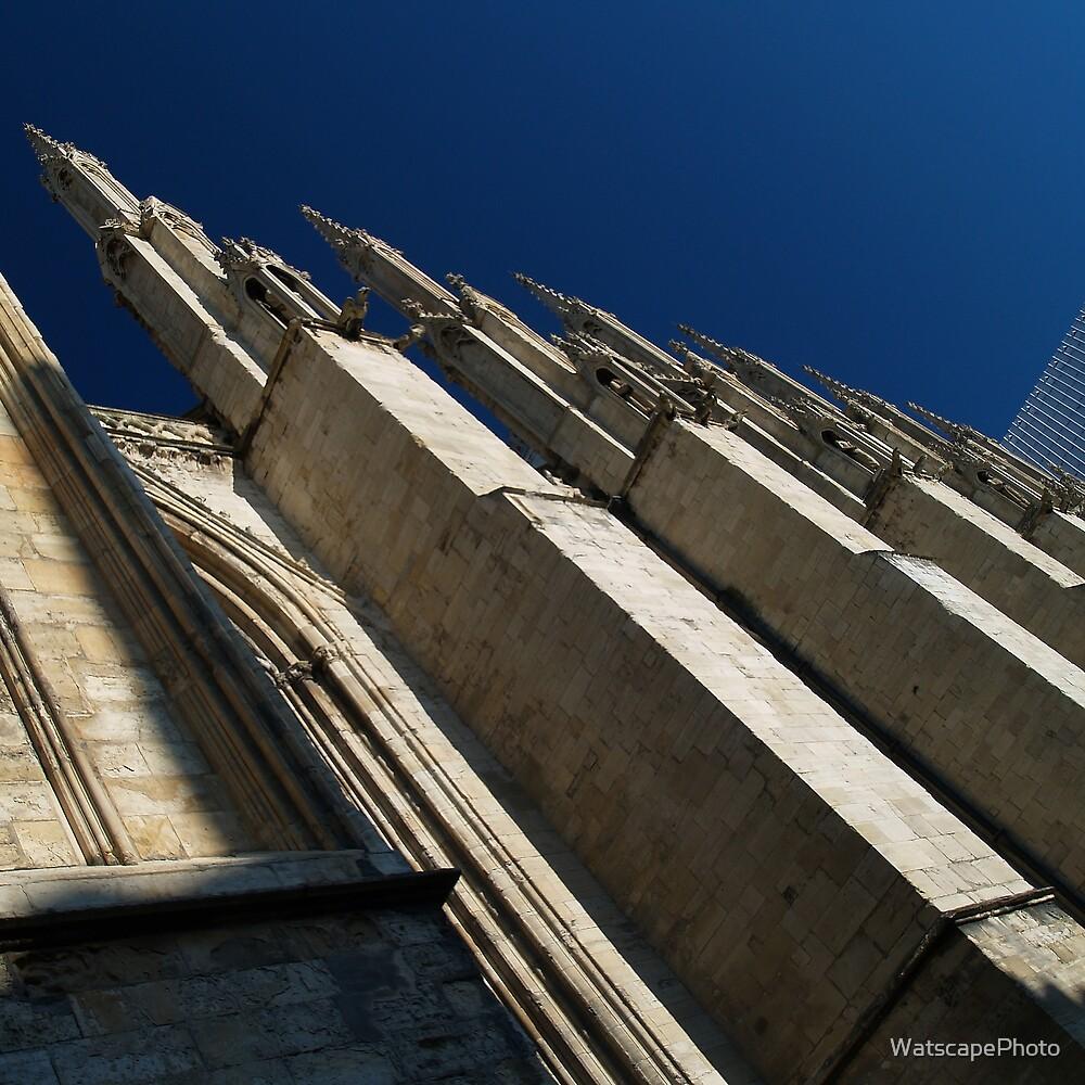Pinnacles 2 by WatscapePhoto