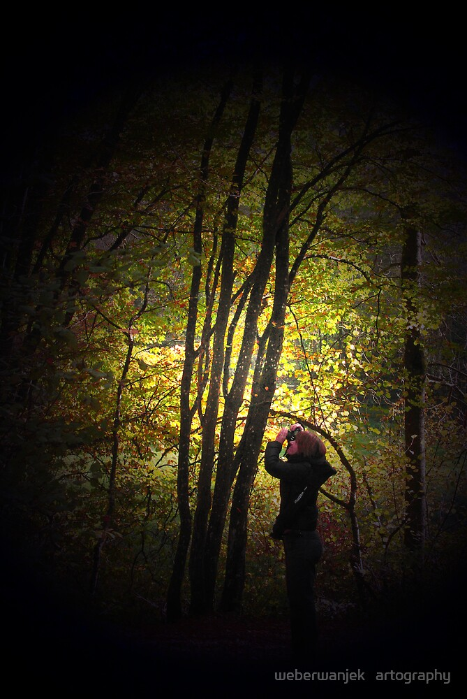 Eva´s Autumn Journey by weberwanjek   artography