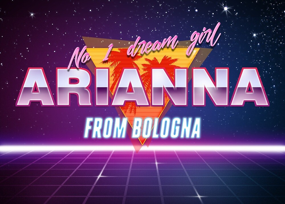 A small retro tribute to a dream girl. by Foxhound257