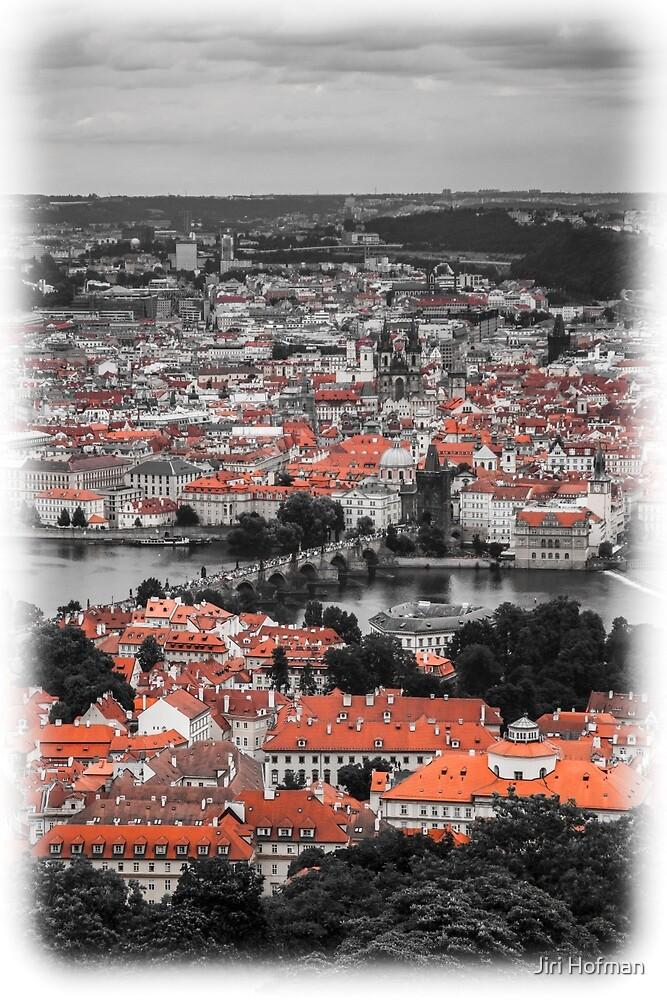 Prague by Jiri Hofman