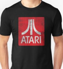 Atari logo faded Unisex T-Shirt