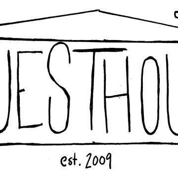 GuestHouse House Logo by REYEZ