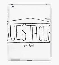 GuestHouse House Logo iPad Case/Skin