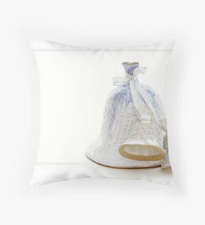 Christmas bells (card) Throw Pillow
