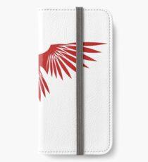 House Atreides hawk merchandise. iPhone Wallet/Case/Skin
