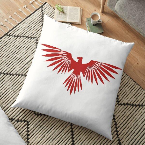 House Atreides hawk merchandise. Floor Pillow
