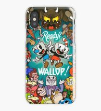 CupHead iPhone Case/Skin