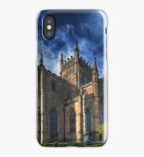 The Abbey Church of Dunfermline iPhone Case/Skin