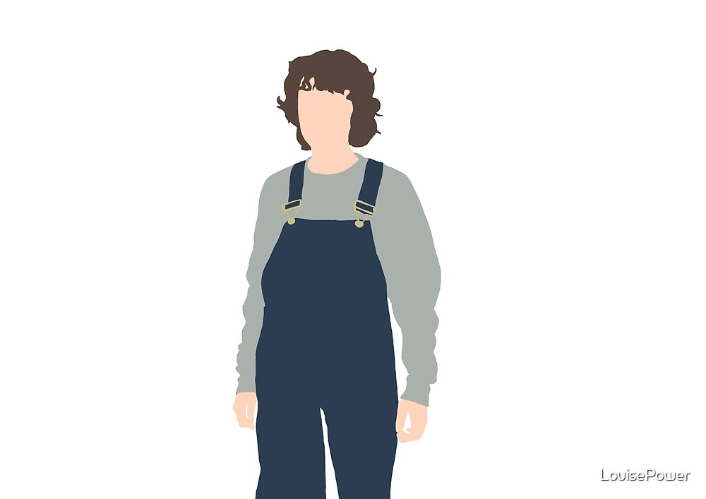 Minimalist Eleven Overalls  by LouisePower