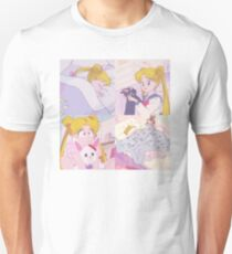 Pastel Moon Unisex T-Shirt