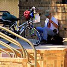 Strumming The Guitar by R&PChristianDesign &Photography