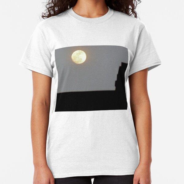 Full Moon Over Anaheim Classic T-Shirt