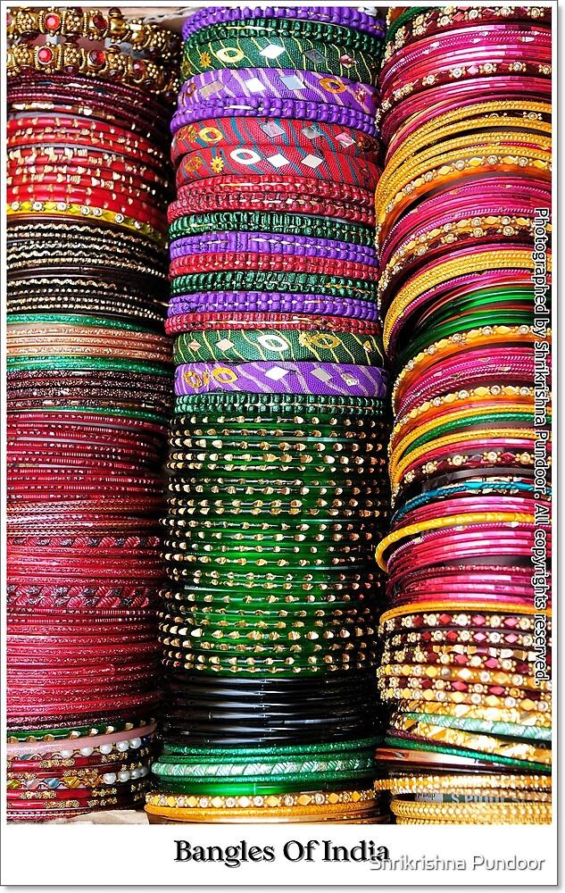 Bangles Of India by Shrikrishna Pundoor