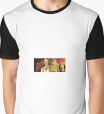 King Akbar & Wife Jodha - Lovers Graphic T-Shirt