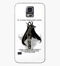 Zero Leads Case/Skin for Samsung Galaxy