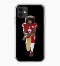 COLIN KAEPERNICK KNEEL TO TAKE A STAND iphone case