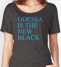 Odessa TX Is The New Black Best Trending Women's Relaxed Fit T-Shirt