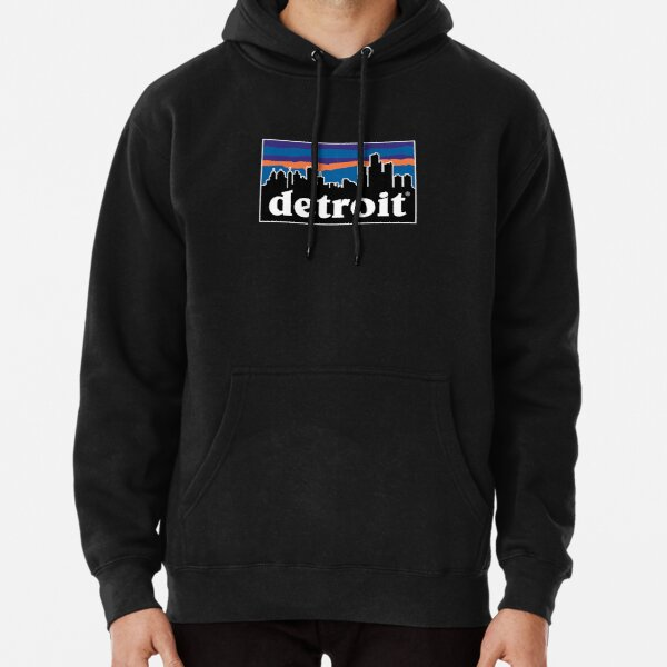 Detroitagonia Pullover Hoodie