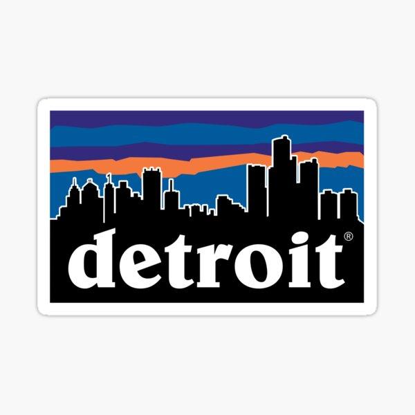 Detroitagonia Sticker