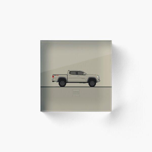 Visit idrewyourcar.com to find hundreds of car profiles! Acrylic Block