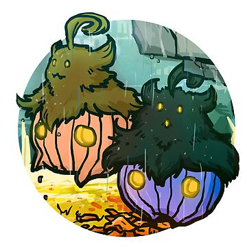 Shine, shine! Pumpkaboo! by Isondiel