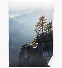 Glacier Point, Yosemite Poster