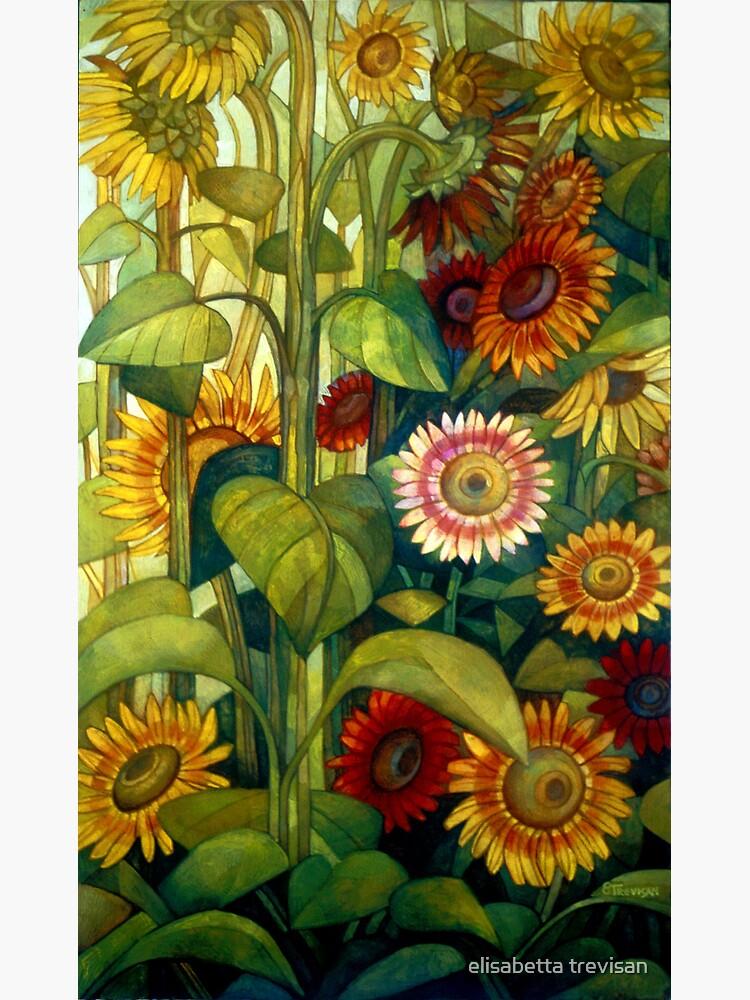 sunflowers by betta