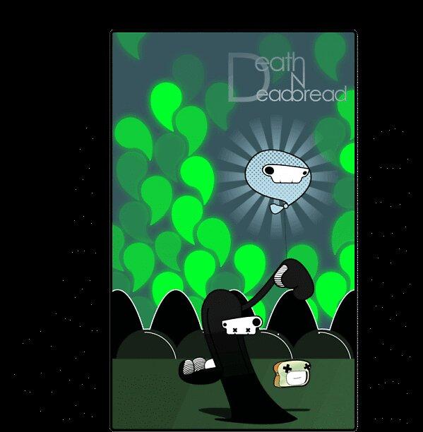 Deaths Day Off by xOrganicxRobotx