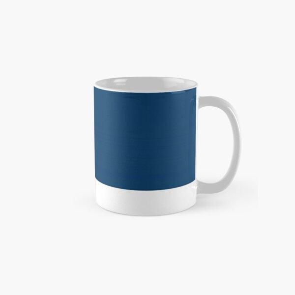 TARDIS Pantone (2955c) Classic Mug