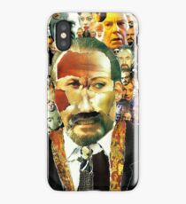 The Master has Many Faces  iPhone Case/Skin