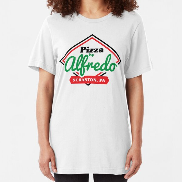 Pizza by Alfredo Slim Fit T-Shirt