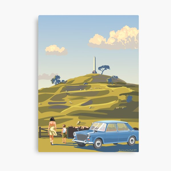 One Tree Hill, Auckland Canvas Print