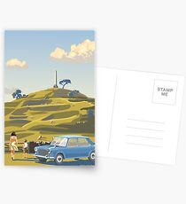 One Tree Hill, Auckland Postcards