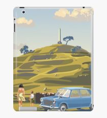 One Tree Hill, Auckland iPad Case/Skin