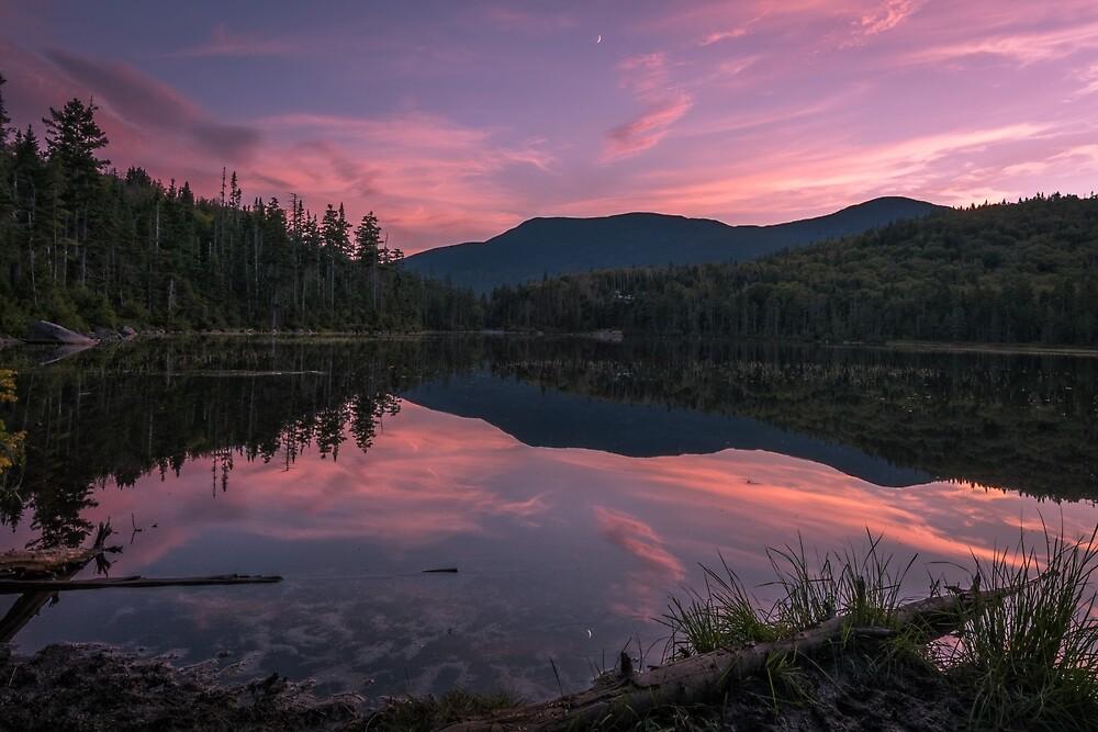 Lonesome Lake, New Hampshire  by mattmacpherson